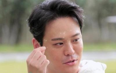 """김용준 """"결혼? 조바심 나…여친이라도 있으면"""""""