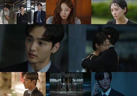 김민재, 박규영 향한 조건 없는 '찐 사랑'…수목극 1위 ('달리와 감자탕')