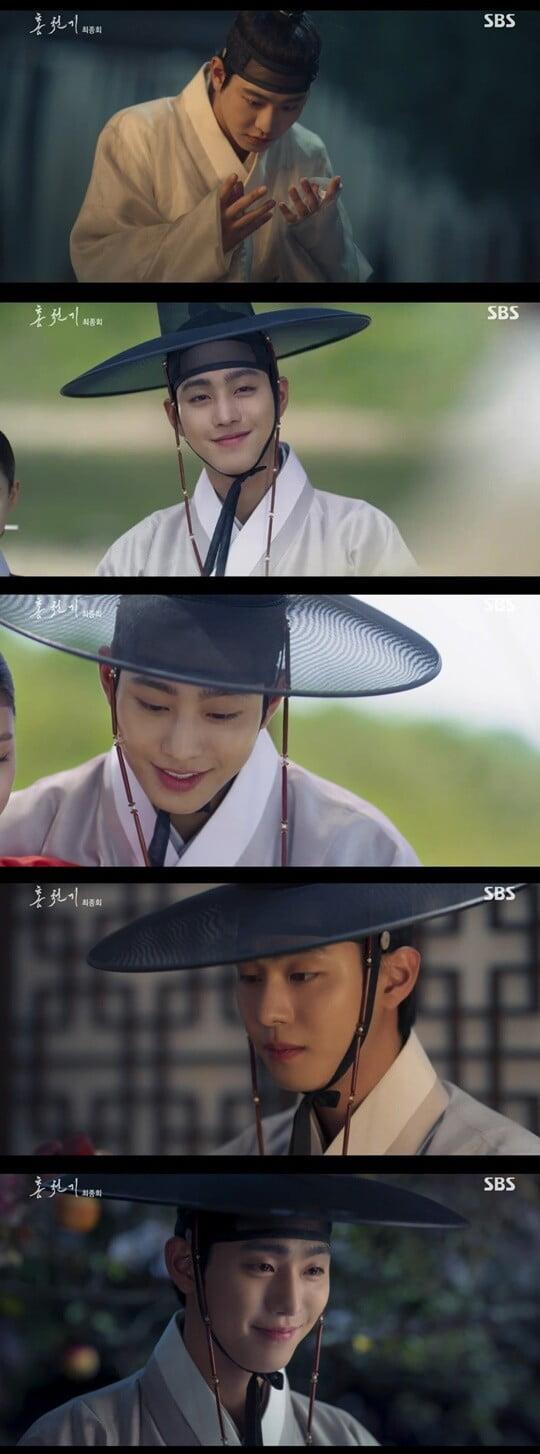 안효섭, '홍천기'로 증명한 '20대 대표 배우'…장르적 한계 타파