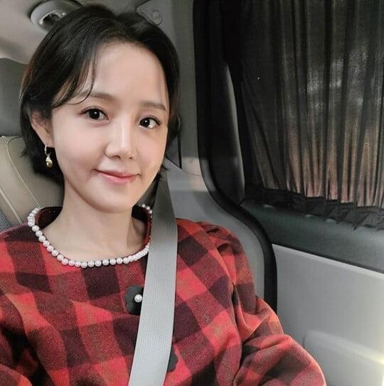 """이하정, '♥정준호' 반한 보조개 미소 """"변신 완료"""" [TEN★]"""