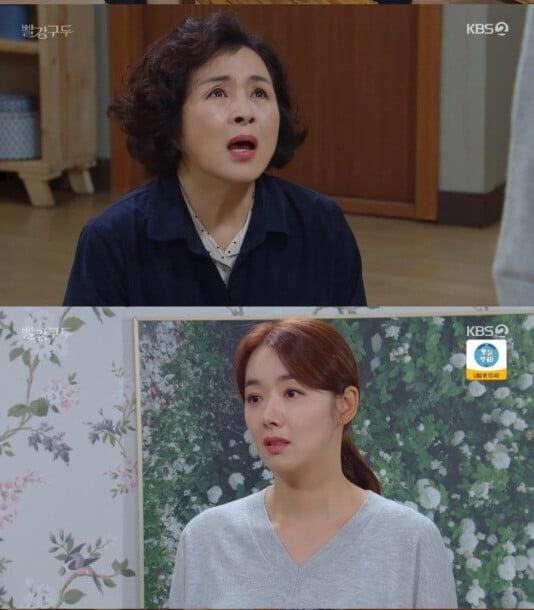 """경인선, 소이현에게 무릎 꿇고 호소...""""신정윤과 결혼하지마""""('빨강 구두')"""