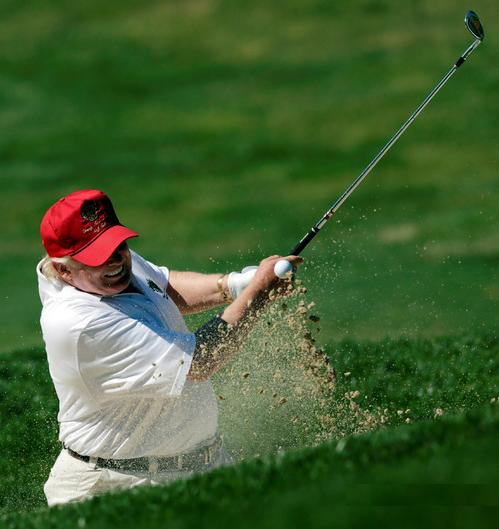 트럼프와 김정은, 골프 라운드 가능성 '솔솔'
