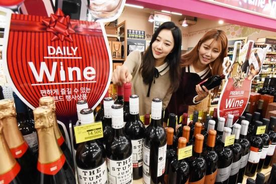 홈플러스, '와인 페스티벌' 전 세계 380여종 한 곳에