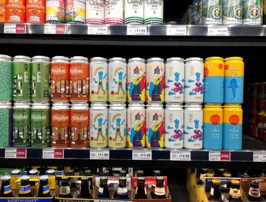 더부스, 한국 맥주 최초로 미국 '홀푸드' 입점