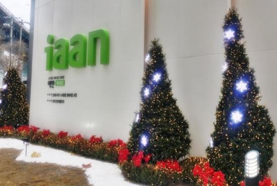GS건설, 대우산업개발 등 모델하우스마다 '성탄절' 마케팅 활발