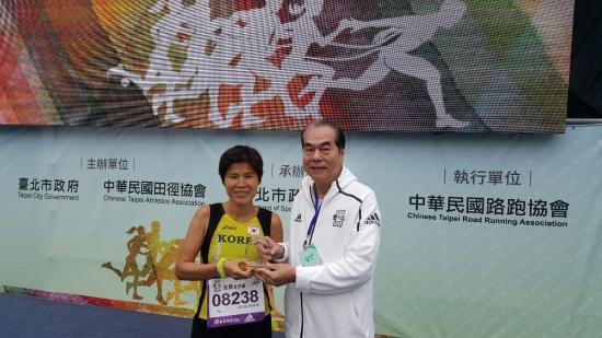 한-대만 마라톤 교류 확대…타이베이국제마라톤에 이봉주 등 한국 마라토너 참가