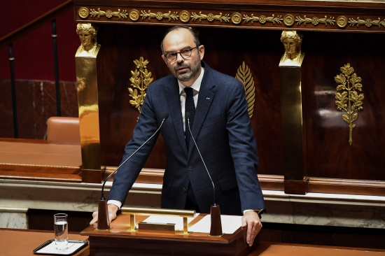 에두아르 필리프 프랑스 총리