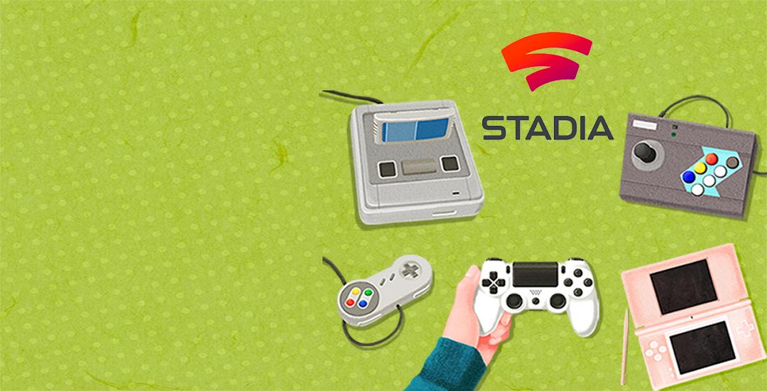 [오디오래빗] 5G 시대 게임체인저 구글 #스타디아:) 미니경제용어