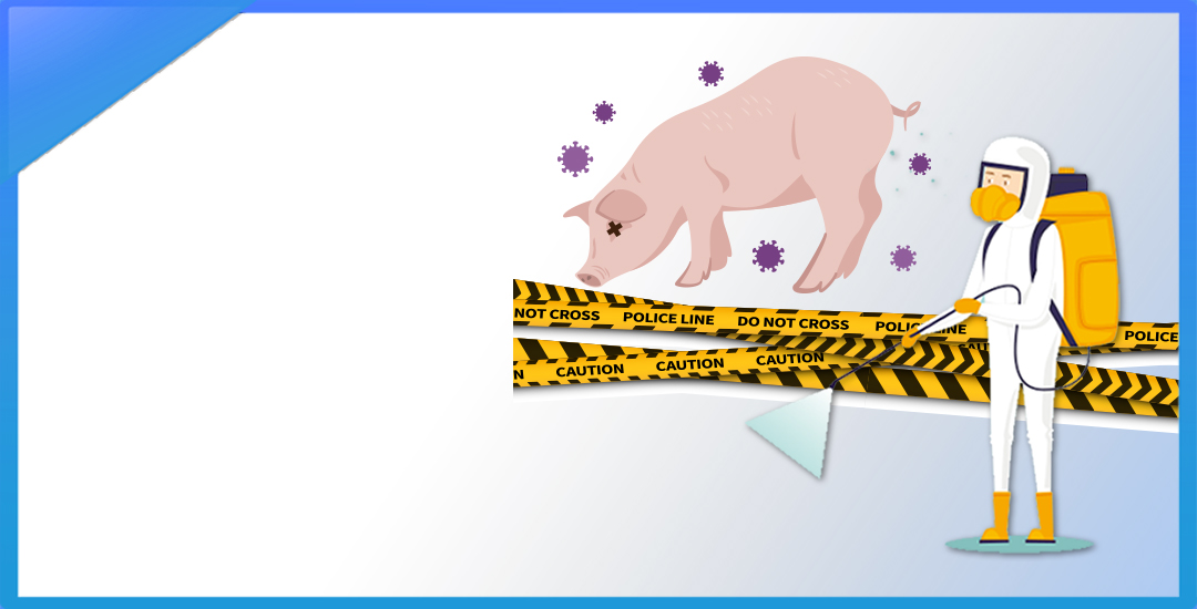 [오디오래빗] 타노스가 나타났다, 걸리면 끝 #돼지열병